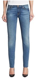 7 For All Mankind Roxanne Stretchy Skinny Jeans