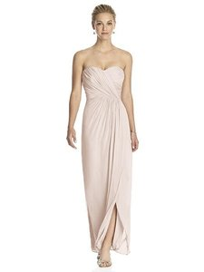 Dessy Blush Bridesmaid Dress - Dessy Collection Style 2882- Never Worn! Dress