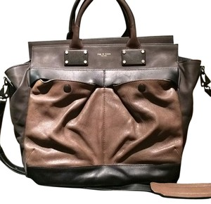 Rag & Bone Satchel in Mocha Multi