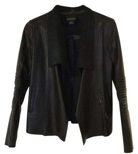 Trouv Leather Jacket