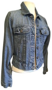 Silver Jeans Co. Womens Jean Jacket