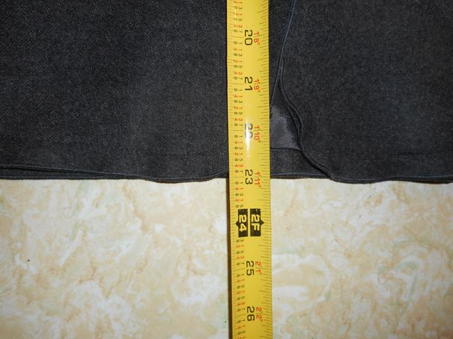 Escada Wool Charcoal Grey Blazer Image 4