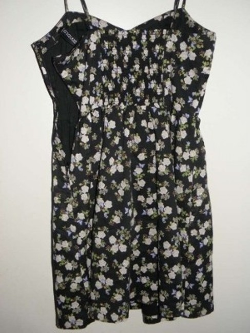 Divided by H&M short dress Floral Print Summer Spagetti Strap on Tradesy