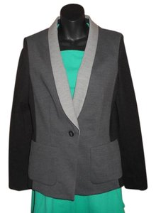 Escada Grey/Black Blazer