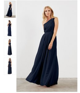 Something Navy Weddington Way Dove & Dahlia Savannah Style Dress