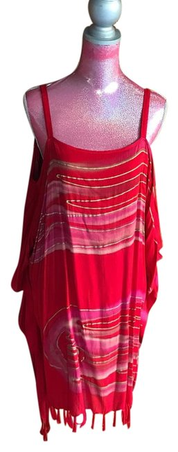 Preload https://img-static.tradesy.com/item/20126782/red-carefree-tunic-size-os-one-size-0-1-650-650.jpg