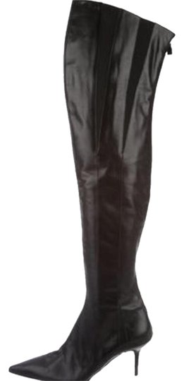 Preload https://img-static.tradesy.com/item/20126836/narciso-rodriguez-black-corset-napa-leather-over-the-knee-385-bootsbooties-size-us-85-regular-m-b-0-3-540-540.jpg