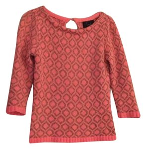 Dolce Vita Anthropologie Pattern Warm Sweater