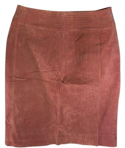 Newport News Skirt Dusty rose