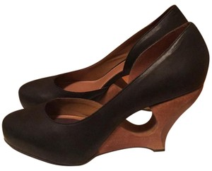 Schuler & Sons from Anthropologie Black Mules