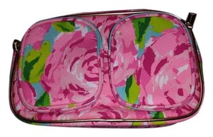 Lilly Pulitzer Hotty Pink First Impression Travel Bag