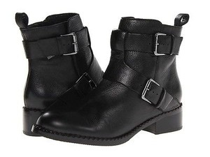 Gentle Souls Best Of Buckled Black Boots