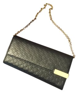 Gucci Gucci Signature Chain Wallet/Style: 269541 CWC1G 1000