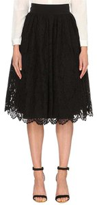 Ted Baker Lace Skirt Black