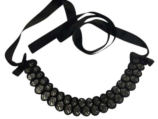 Preload https://img-static.tradesy.com/item/20127117/black-and-crystal-hsn-necklace-0-1-540-540.jpg