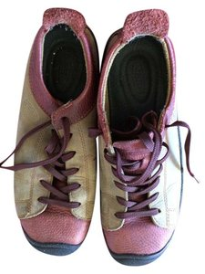 Keen Leather olive and rust Athletic