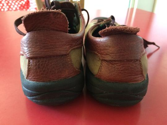 Keen Leather olive and rust Athletic Image 2