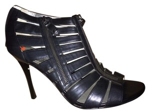 Guess Strappy Stiletto black Boots