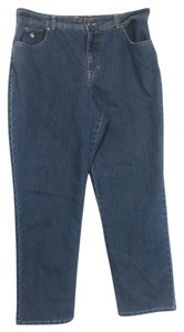Gloria Vanderbilt High Waist Stretchy Soft Straight Leg Jeans