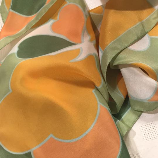 Woolworth original-price-tag 60s or 70s long Italian scarf Image 2