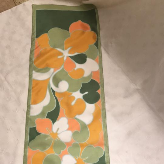 Woolworth original-price-tag 60s or 70s long Italian scarf Image 7