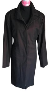 Anne Klein Bordeaux/Black Jacket