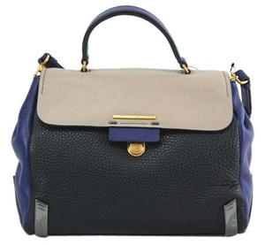 Marc by Marc Jacobs Satchel in Cement Multi