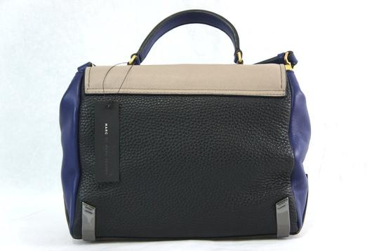 Marc by Marc Jacobs Satchel in Cement Multi Image 2