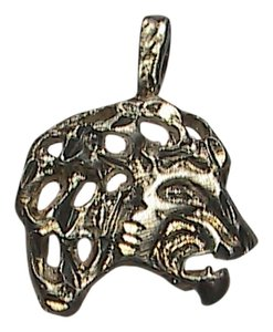 Vintage Zodiac Sign Lion Pendant
