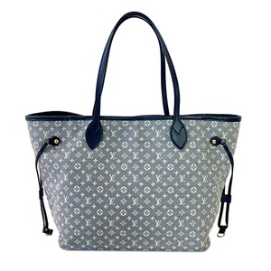 Louis Vuitton Tote in Encre/Navy
