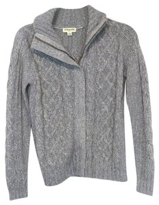 St. John Bay Zip Up Sweater