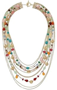 Ralph Lauren Fantastic Voyage Statement Necklace
