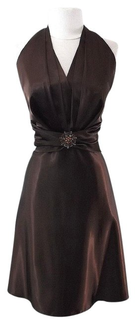 Preload https://img-static.tradesy.com/item/20127856/brown-style-5584-above-knee-short-casual-dress-size-12-l-0-1-650-650.jpg