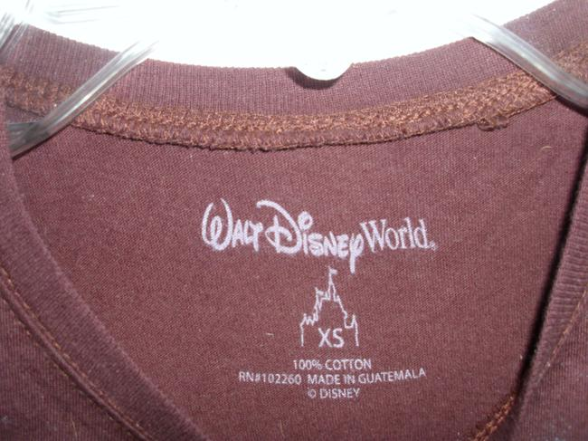 Walt Disney World Cat Cats Siamese Cats Metallic Gold Brown Blue Animal Print Xs Extra Small Cute Lady And The Tramp T Shirt