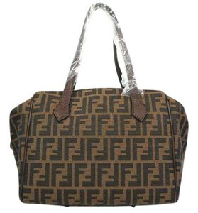 Fendi Satchel in TOBACCO-CHESTNUT