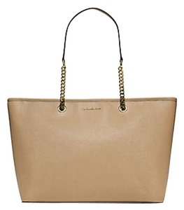 Michael Kors Next Day Shipping Tote in Bisque