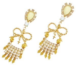 Elliot Francis Baroque Chandelier Earrings