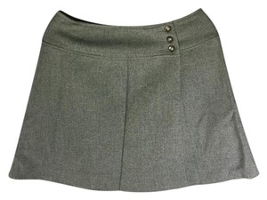 Eddie Bauer Mini Skirt Green