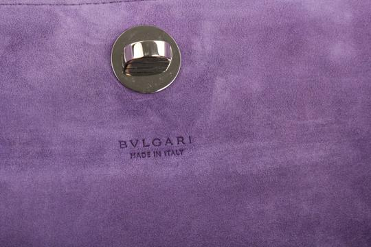 BVLGARI Tote in Red Image 9