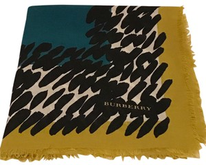 Burberry Large Painted Dash Scarf