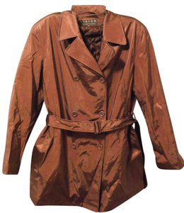 Giacca Sparkle Belted Classic Warm Trench Coat