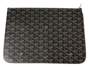 Goyard Autentic Senat Black Clutch