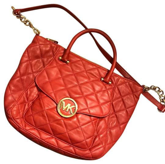 Preload https://img-static.tradesy.com/item/20128978/michael-kors-red-leather-tote-0-1-540-540.jpg