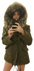 Poppy London. Popski Fur Coat