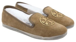 Tory Burch 34406 Billy Slipper 190041325252 Camel/Gold/Camel Flats