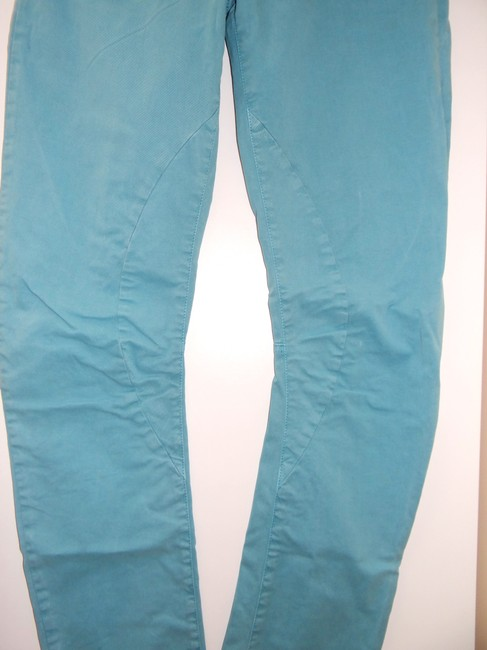 John Galliano Straight Leg Jeans-Medium Wash Image 2