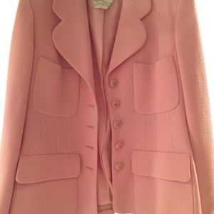Chanel Bubble gum pink Blazer