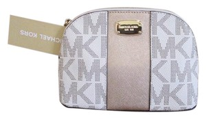 Michael Kors Michael Kors Cindy Signature Cosmetic Case Travel Pouch