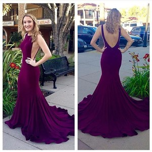 Jovani Gown Open Back 37592 Dress