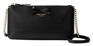 Kate Spade Crossbody Satchel in black